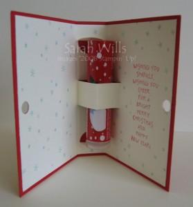 Lip Balm Card Inside