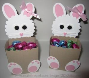 Easter bunny box gifts sarahs ink spot bunnytreats negle Images