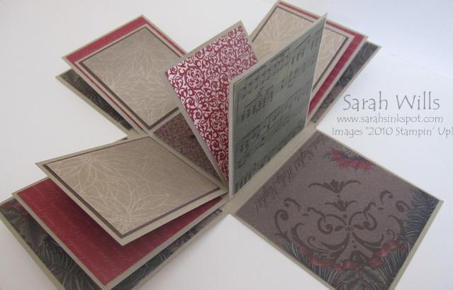 Explosion Box – Sarahs Ink Spot