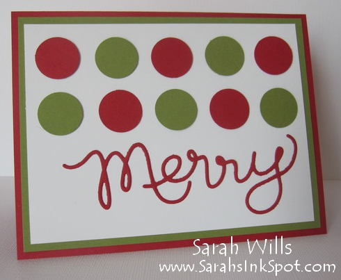 simplepunchmerrycard