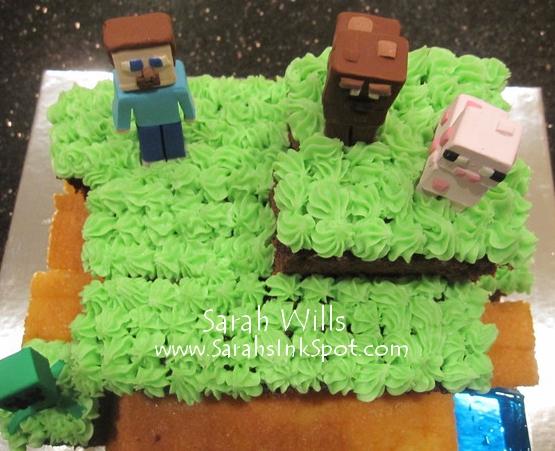 minecraftcakesneakpeak