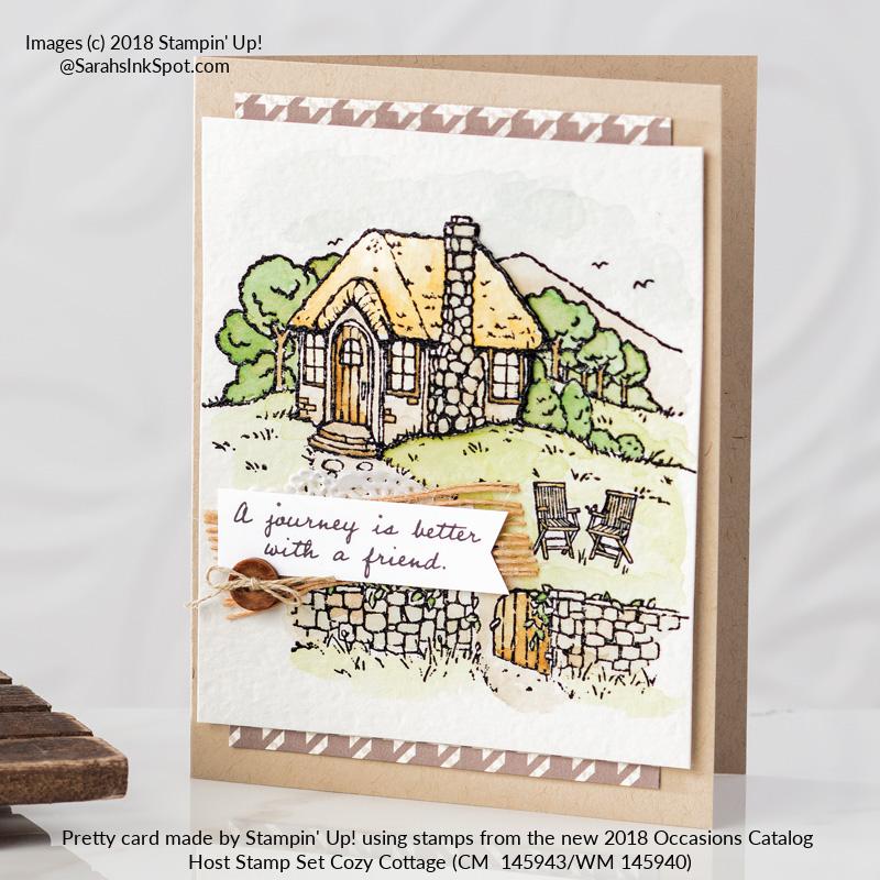 Stampin-Up-Occasions-2018-Catalog-Cozy-Cottage-Host-Stamp-Set-Sarah-Wills-Sarahsinkspot-Stampinup-145940-145946-Card2