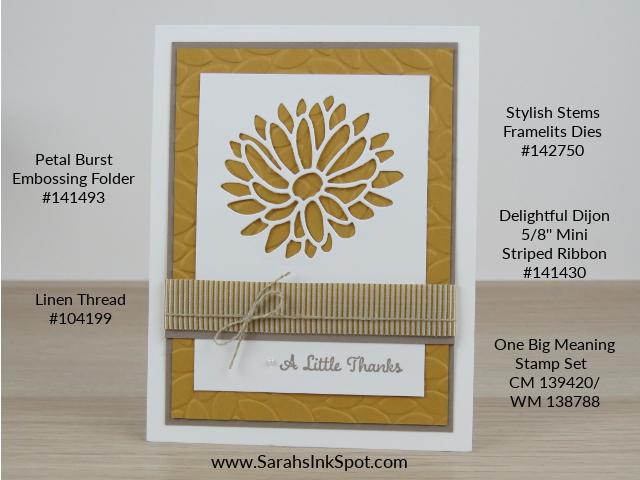 Stampin-Up-Dijon-Taupe-Petal-Burst-Thank-You-Card-Idea-Sarah-Wills-Stampinup-Sarahsinkspot-Info