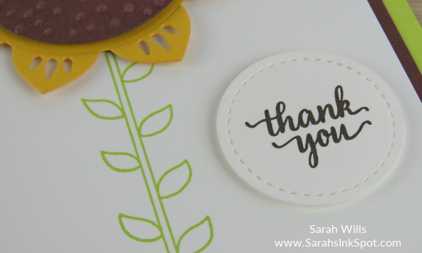 Stampin-Up-Eastern-Medallions-Thinlits-Sunflower-Thank-You-Card-Idea-Sarah-Wills-Sarahsinkspot-Stampinup-Sentiment-2