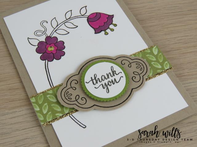 Stampin-Up-Feathery-Friends-Thank-You-Notecard-Idea-Sarah-Wills-Sarahsinkspot-Stampinup-Card-1
