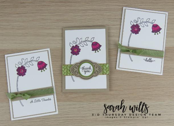 Stampin-Up-Feathery-Friends-Thank-You-Notecard-Idea-Sarah-Wills-Sarahsinkspot-Stampinup-slanted