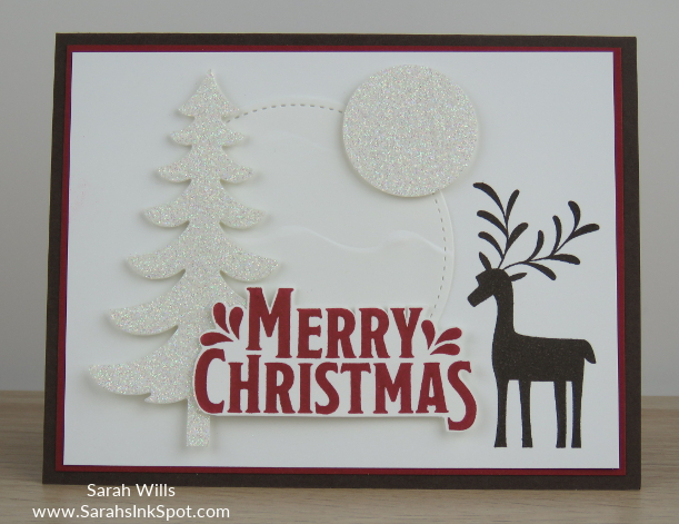 Stampin-Up-Merry-Mistletoe-Christmas-Holiday-Reindeer-Card-Idea-Sarah-Wills-Sarahsinkspot-Stampinup-Main