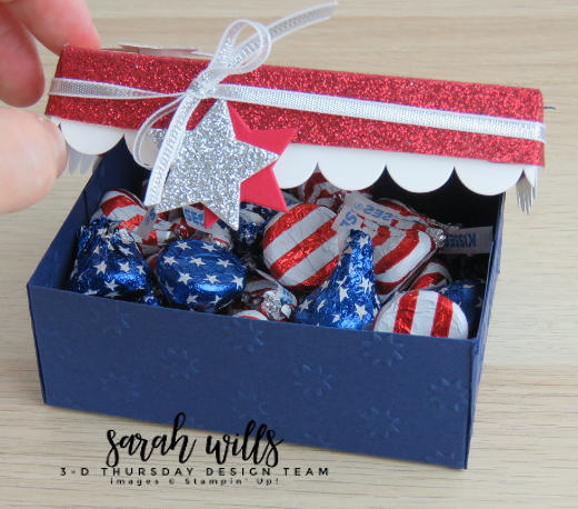 Stampin-Up-Red-White-Blue-4th-July-Treat-Box-Idea-Sarah-Wills-Sarahsinkspot-Stampinup-Lid-Open