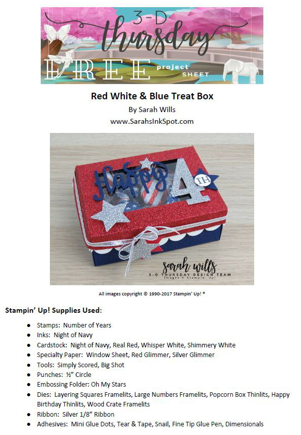 Stampin-Up-Red-White-Blue-4th-July-Treat-Box-Idea-Sarah-Wills-Sarahsinkspot-Stampinup-Project-Sheet