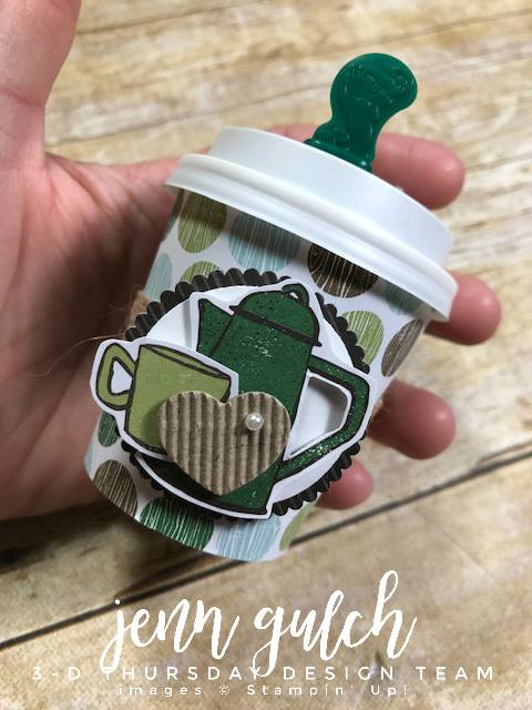 Stampin-Up-3D-Thursday-Coffee-Cafe-Break-Gift-Card-Holder-K-Cup-Idea-Sarah-Wills-Sarahsinkspot-Stampinup-Cup