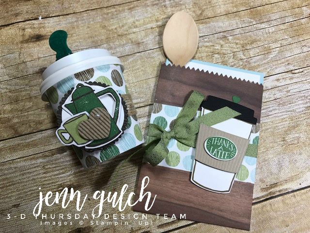 Stampin-Up-3D-Thursday-Coffee-Cafe-Break-Gift-Card-Holder-K-Cup-Idea-Sarah-Wills-Sarahsinkspot-Stampinup-collection