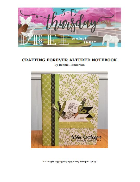 Stampin-Up-Crafting-Forever-Altered-Notebook-Idea-Debbie-Sarahsinkspot-Stampinup-Project-Sheet