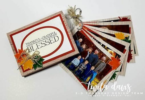 Stampin-Up-3D-Thursday-Design-Team-Mini-Scrapbook-Colorful-Seasons-Paisleys-Idea-Sarahsinkspot-Stampinup-All