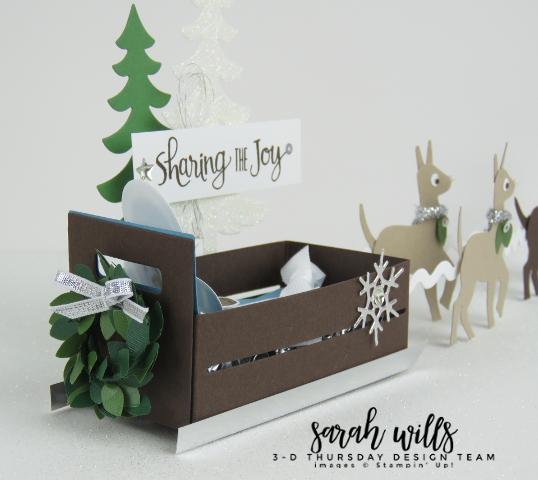 Stampin-Up-3D-Thursday-Dog-Sled-Wood-Crate-Santas-Sleigh-Cookie-Cutter-Reindeer-Die-Idea-Sarah-Wills-Sarahsinkspot-Stampinup-backofsleigh