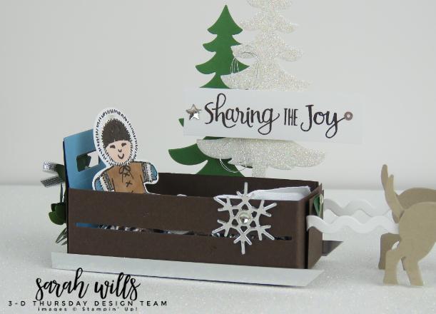 Stampin-Up-3D-Thursday-Dog-Sled-Wood-Crate-Santas-Sleigh-Cookie-Cutter-Reindeer-Die-Idea-Sarah-Wills-Sarahsinkspot-Stampinup-sledside