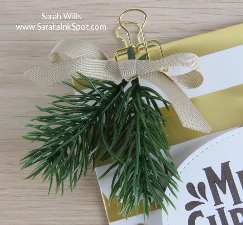 Stampin-Up-3D-Treat-Bag-Merry-Mistletoe-Sprigs-Gold-Snowflake-Idea-Sarah-Wills-Sarahsinkspot-Stampinup-Day2-1