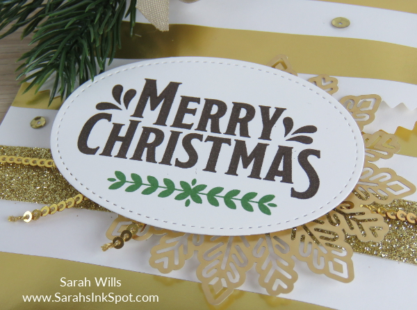 Stampin-Up-3D-Treat-Bag-Merry-Mistletoe-Sprigs-Gold-Snowflake-Idea-Sarah-Wills-Sarahsinkspot-Stampinup-Day2-2