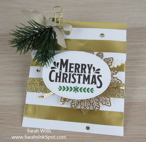 Stampin-Up-3D-Treat-Bag-Merry-Mistletoe-Sprigs-Gold-Snowflake-Idea-Sarah-Wills-Sarahsinkspot-Stampinup-TreatBagMain2