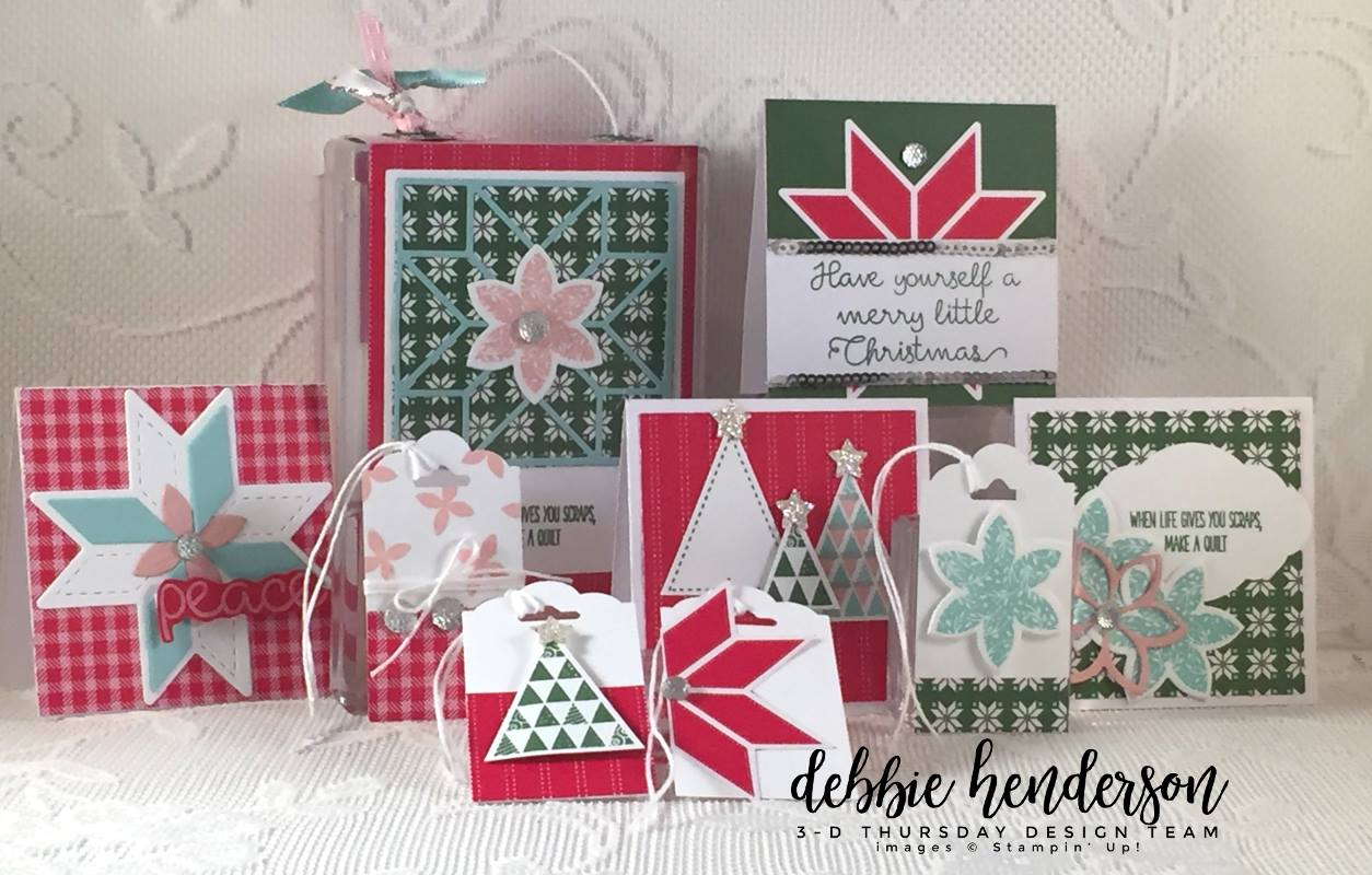 Stampin-Up-3D-Thursday-Half-Wide-Case-Tag-Card-Idea-Christmas-Quilt-Sarahsinkspot-Stampinup-Holiday-Catalog-Main