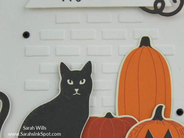 Stampin-Up-Spooky-Cat-Punch-Patterned-Pumpkins-Die-Banners-Card-Idea-Sarah-Wills-Sarahsinkspot-Stampinup-Holiday-Catalog-Brick-Wall