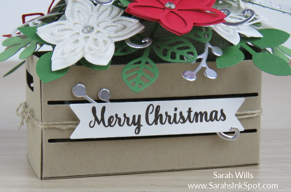 Stampin-Up-Wood-Crate-Christmas-Flower-Basket-Quilt-Builder-Flourish-Leaf-Punch-Idea-Sarah-Wills-Sarahsinkspot-Stampinup-Front