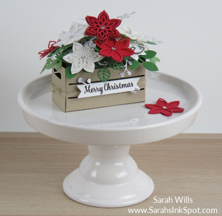 Stampin-Up-Wood-Crate-Christmas-Flower-Basket-Quilt-Builder-Flourish-Leaf-Punch-Idea-Sarah-Wills-Sarahsinkspot-Stampinup-Small-Stand-Main