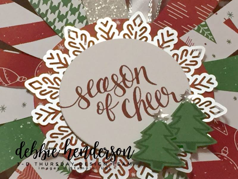 Stampin-Up-3D-Thursday-Christmas-Be-Merry-Ornament-Foil-Snowflake-Idea-Sarah-Wills-Sarahsinkspot-Stampinup-CloseUp