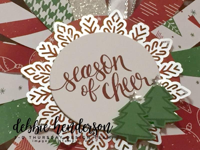 Stampin-Up-3D-Thursday-Christmas-Be-Merry-Ornament-Foil-Snowflake-Idea-Sarah-Wills-Sarahsinkspot-Stampinup-CloseUp