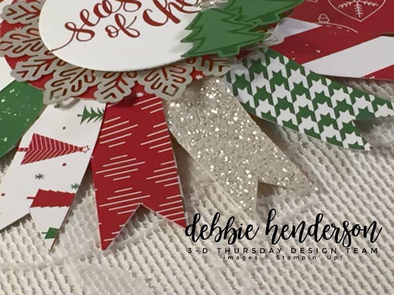 Stampin-Up-3D-Thursday-Christmas-Be-Merry-Ornament-Foil-Snowflake-Idea-Sarah-Wills-Sarahsinkspot-Stampinup-Edges