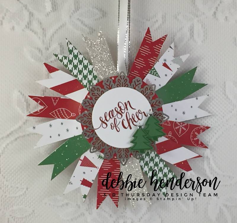 Stampin-Up-3D-Thursday-Christmas-Be-Merry-Ornament-Foil-Snowflake-Idea-Sarah-Wills-Sarahsinkspot-Stampinup-MainB