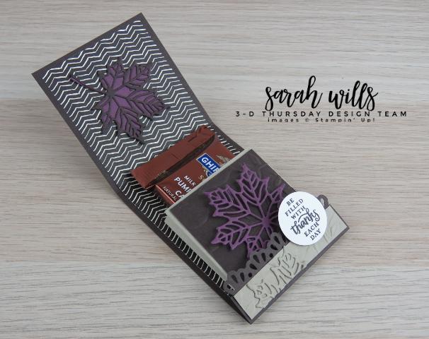 Stampin-Up-3D-Thursday-Matchbook-Treat-Holder-Ghirardelli-Idea-Sarah-Wills-Sarahsinkspot-Stampinup-Chocolate