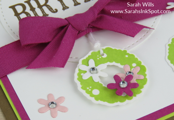 Stampin-Up-Inky-Friends-Brightly-Lit-Christmas-Wreath-Lemon-Lime-Twist-Window-Shopping-Birthday-Card-Idea-Sarah-Wills-Sarahsinkspot-Stampinup-Flowers