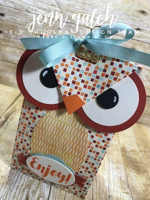 Stampin-Up-3D-Thursday-Painted-Autumn-DSP-Owl-Treat-Bag-Idea-Sarah-Wills-Sarahsinkspot-Stampinup-Angle