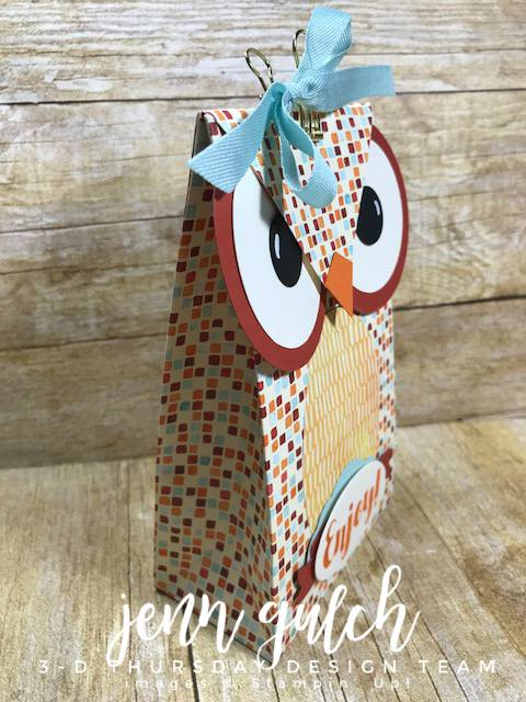 Stampin-Up-3D-Thursday-Painted-Autumn-DSP-Owl-Treat-Bag-Idea-Sarah-Wills-Sarahsinkspot-Stampinup-Side
