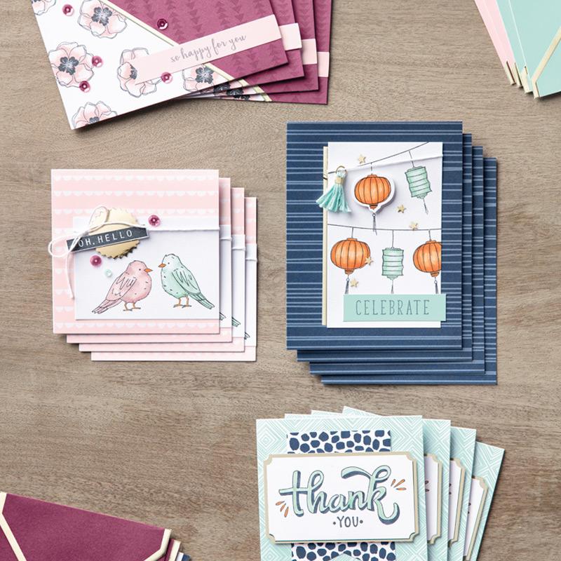 Stampin-Up-Stampin-Blends-Alcohol-Markers-Sarah-Wills-Sarahsinkspot-Stampinup-Color-Me-Happy-Cards