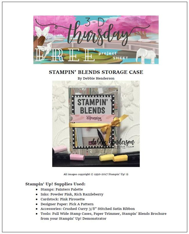 Stampin-Up-3D-Thursday-Blends-Markers-Storage-Full-Half-Wide-Case-Idea-Sarah-Wills-Sarahsinkspot-Stampinup-Cover-Sheet