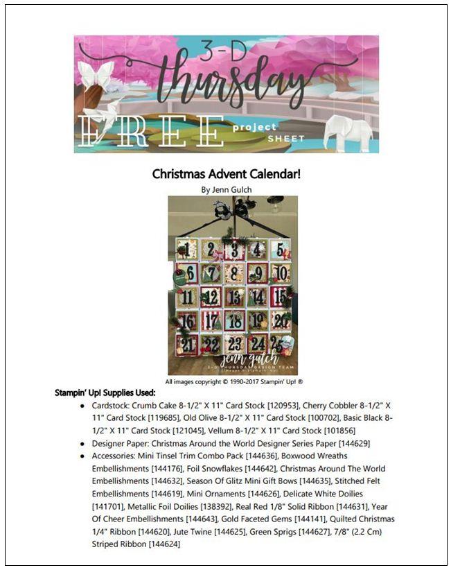 Stampin-Up-3D-Thursday-Christmas-Advent-Calendar-Idea-Mini-Pizza-Boxes-Sarah-Wills-Sarahsinkspot-Stampinup-Project-Sheet-Photo