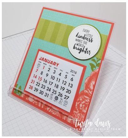Stampin-Up-3D-Thursday-Desktop-Calendar-CD-Case-Idea-Sarah-Wills-Sarahsinkspot-Stampinup-Side