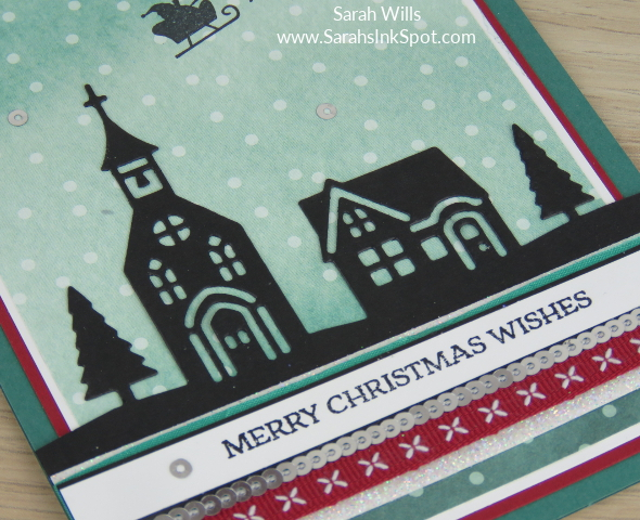 Stampin-Up-December-2017-Color-Fusers-Design-Team-Blog-Hop-Christmas-Flying-Santa-House-Silhouette-Night-Sky-Scene-Card-Idea-Sarah-Wills-Sarahsinkspot-Stampinup-Houses