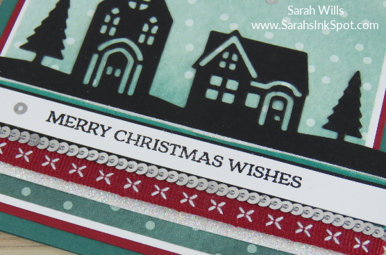 Stampin-Up-December-2017-Color-Fusers-Design-Team-Blog-Hop-Christmas-Flying-Santa-House-Silhouette-Night-Sky-Scene-Card-Idea-Sarah-Wills-Sarahsinkspot-Stampinup-Ribbons