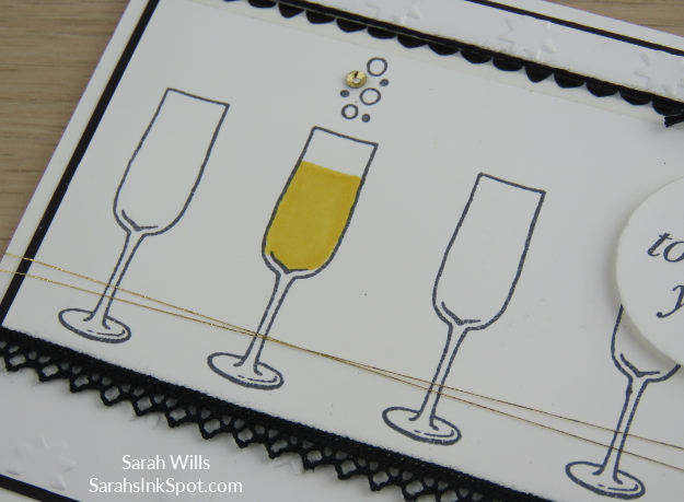 Stampin-Up-Inky-Friends-Blog-Hop-New-Year-Blends-Cheers-to-the-Year-Champagne-Glass-Bubbles-Idea-Sarah-Wills-Sarahsinkspot-Stampinup-CardCloseUp