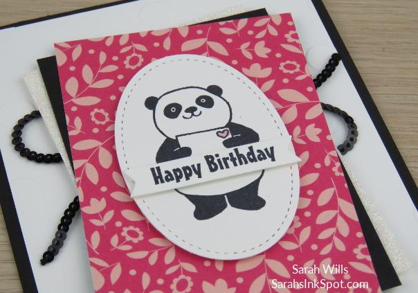 Stampin-Up-SAB-Saleabration-2018-Party-Pandas-Myths-Magic-Polka-Birthday-Card-Idea-Sarah-Wills-Sarahsinkspot-Stampinup-Closeup