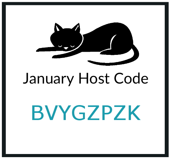 2018-January-Host-Code-Button