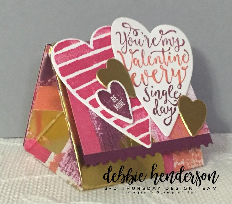 Stampin-Up-3D-Thursday-Painted-With-Love-Triangle-Treat-Box-Sure-Do-Love-You-Heart-Happiness-Lots-to-Love-Framelits-Idea-Sarah-Wills-Sarahsinkspot-Stampinup-Main