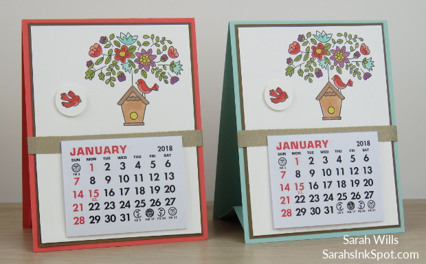 Stampin-Up-Calendar-Easel-Card-Holder-Vippies-Flying-Home-Bird-House-Nest-Tree-Table-Blends-Occasions-Catalog-Idea-Sarah-Wills-Sarahsinkspot-Stampinup-Main