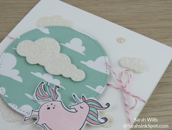 Stampin-Up-Magical-Day-Bundle-Mates-Unicorn-Myths-Magic-DSP-Glimmer-Clouds-Blends-Kids-Girl-Birthday-Card-Idea-Sarah-Wills-Sarahsinkspot-Stampinup-Cloud