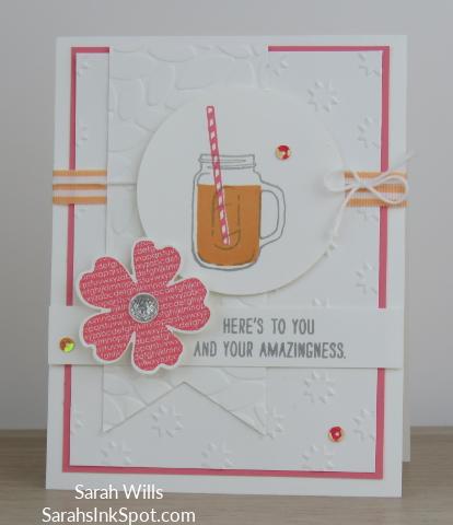Stampin-Up-Mixed-Drinks-Flower-Shop-Petal-Banner-Mason-Jar-Jug-Congratulations-Congrats-Card-Idea-Sarah-Wills-Sarahsinkspot-Stampinup-Main