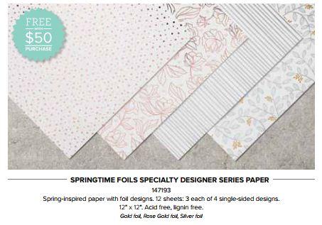 Stampin-Up-2018-Springtime-Foils-Specialty-DSP-Designer-Series-Papers-Sarah-Wills-Sarahsinkspot-Stampinup-Saleabration-Catalog-Free-Second-Release-147193