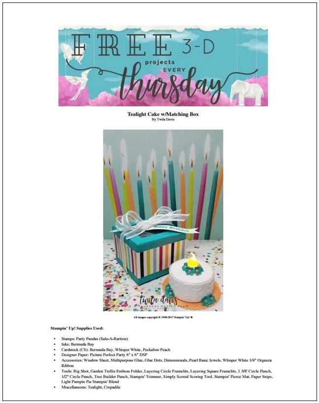 Stampin-Up-3D-Thursday-2018-Saleabration-Occasions-Catalog-Picture-Perfect-Party-Pandas-Tealight-Cake-Box-Birthday-Card-Idea-Sarahsinkspot-Sarah-Wills-Stampinup-Cover1