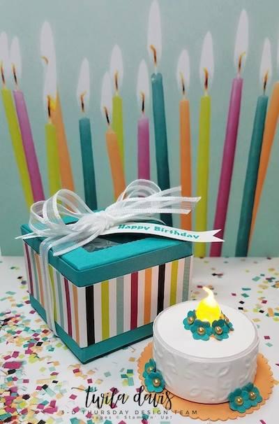 Stampin-Up-3D-Thursday-2018-Saleabration-Occasions-Catalog-Picture-Perfect-Party-Pandas-Tealight-Cake-Box-Birthday-Card-Idea-Sarahsinkspot-Sarah-Wills-Stampinup-Lit-Up